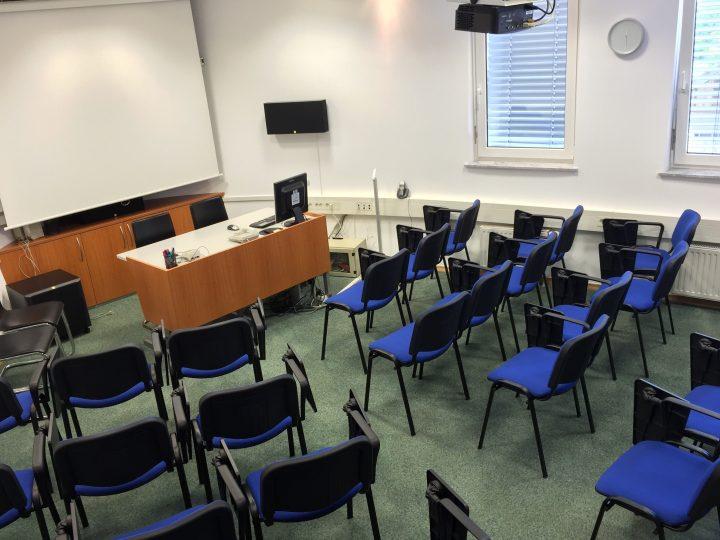 Prenova učilnice v Infonetu