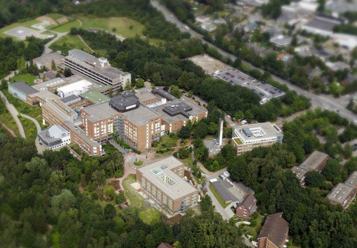 Ogledali smo si delovne procese bolnišnice v Hamburgu