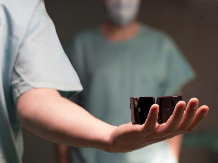 Krajše operacije in manjša možnost okužb