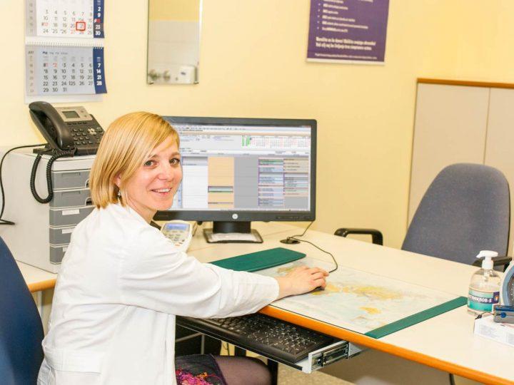 Hitreje do osebnega zdravnika v ZD za študente