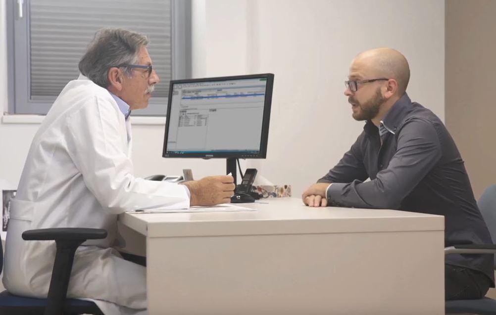 Video navodila: eNaročanje in avtomatizirana obravnava pacienta
